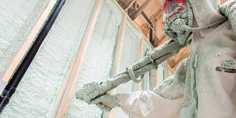Ceiling & Wall Insulation